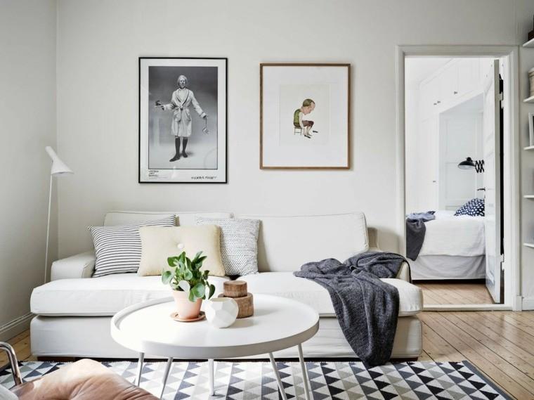 maison design salon deco scandinave