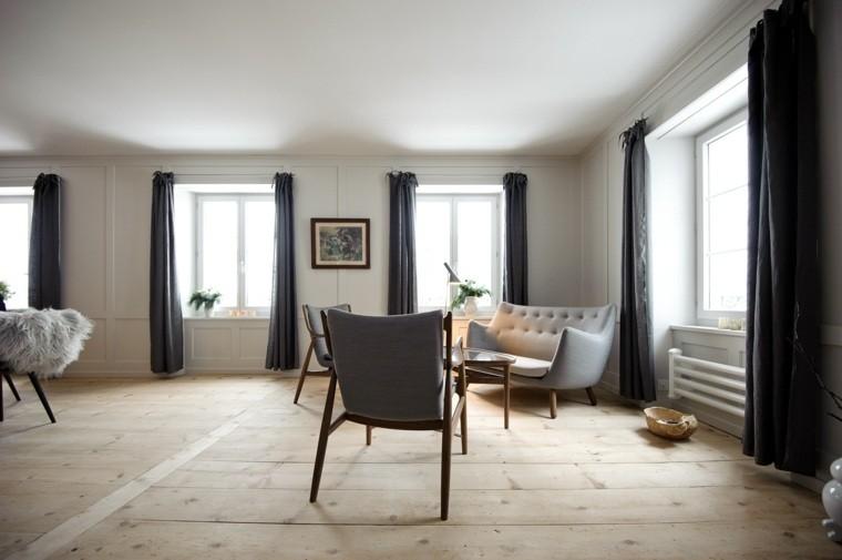 interieurs salon design scandinave