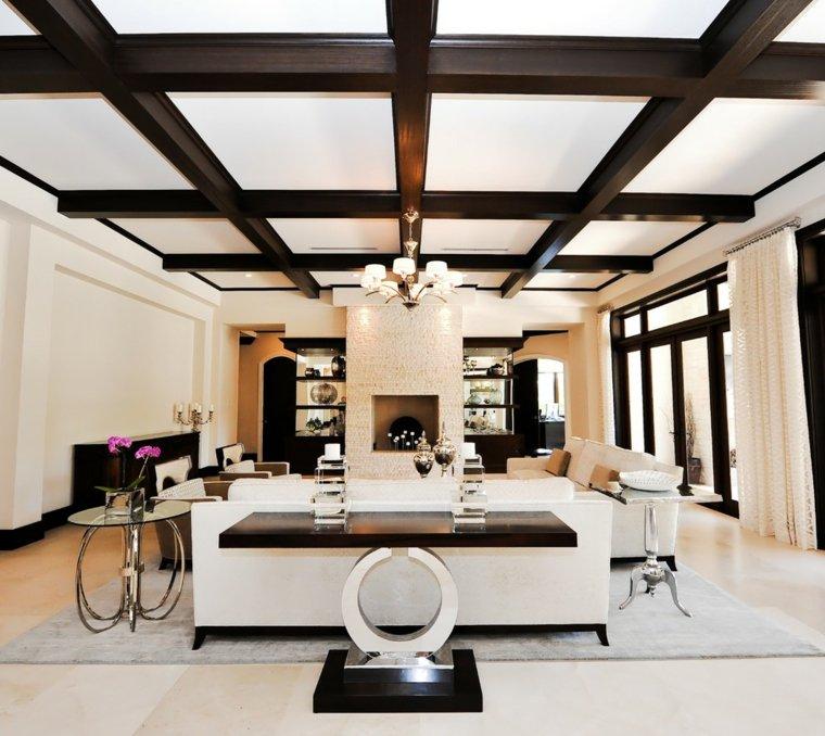 Aménagement salon: comment disposer le canapé et la table