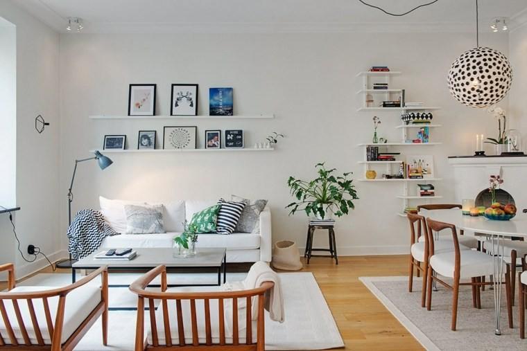 salle de séjour salon deco scandinave