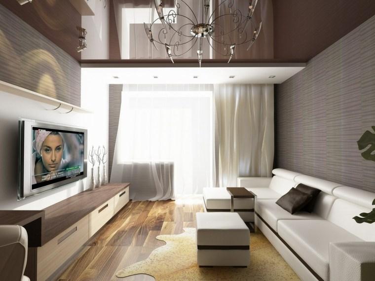 amenagement salon design contemporain