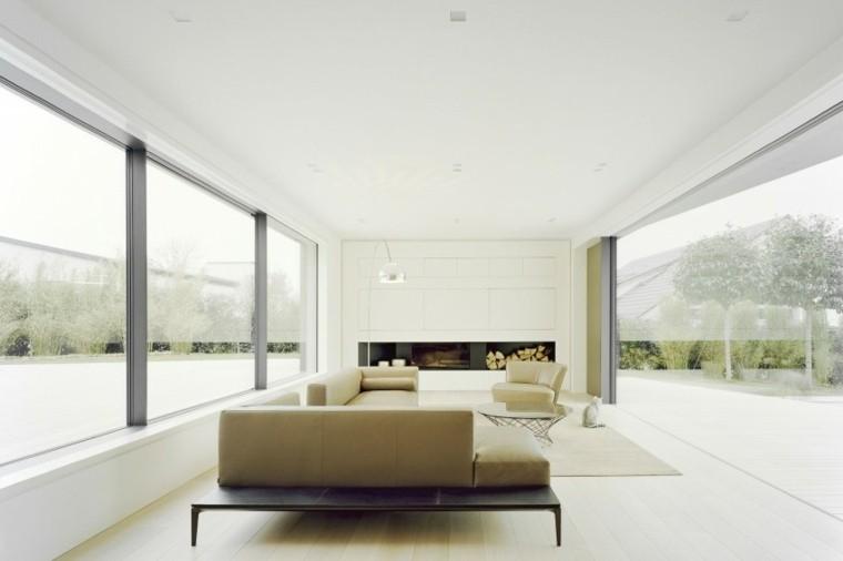 deco interieur maison style contemporain