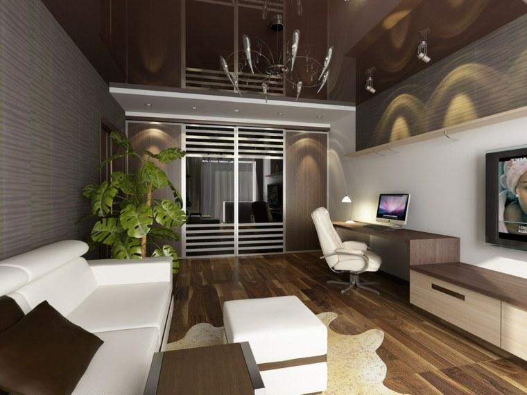 deco design salons contemporains