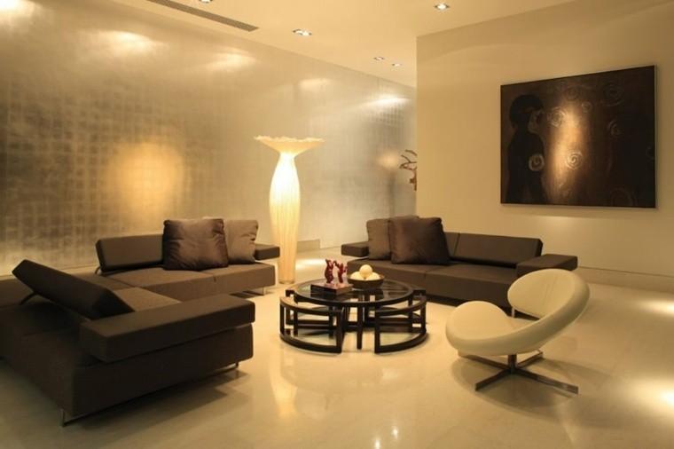 decorations salon séjour contemporain