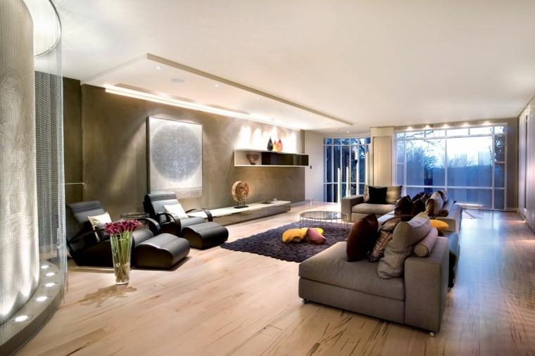 decoration contemporaine salon