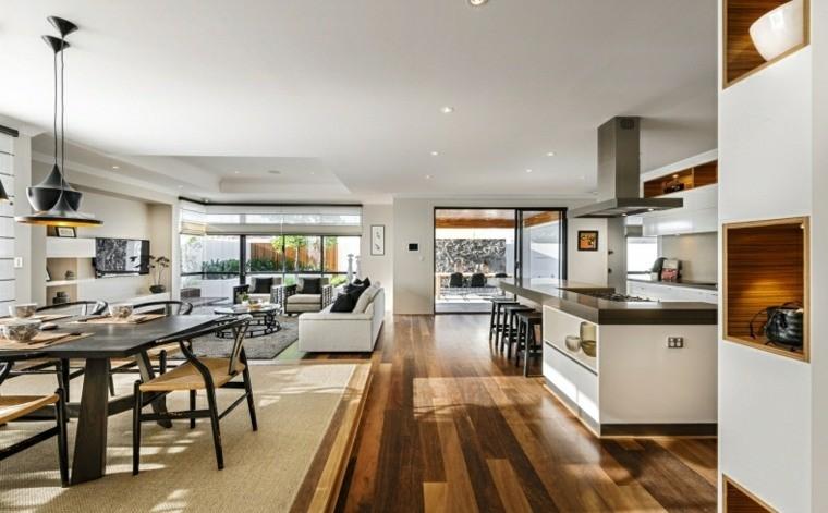 salons design séjour contemporain