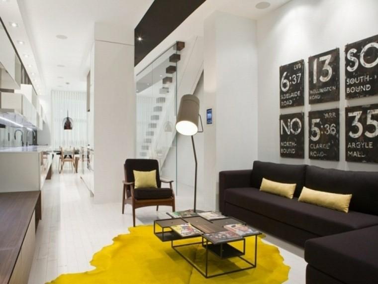 design contemporain salons