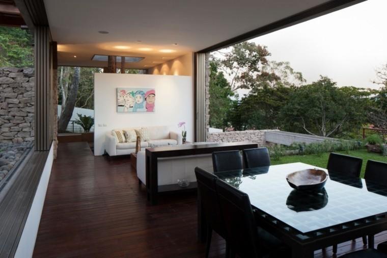 idee design salon contemporain