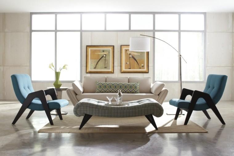 interieurs design salon style contemporain