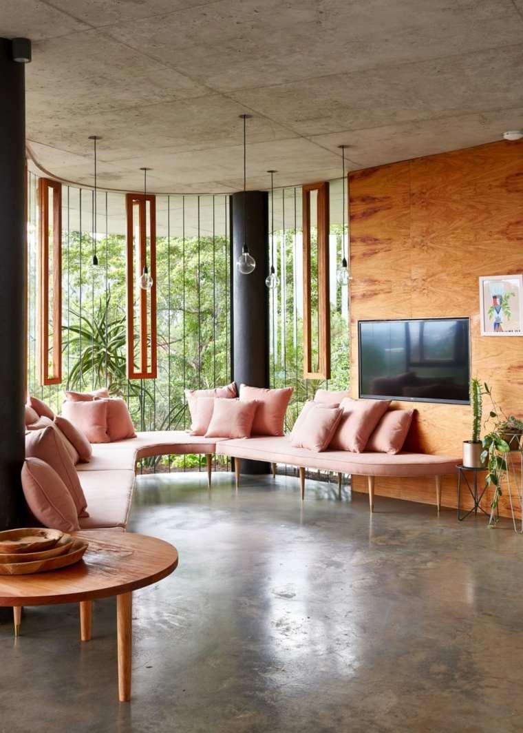 meubles salon design contemporain