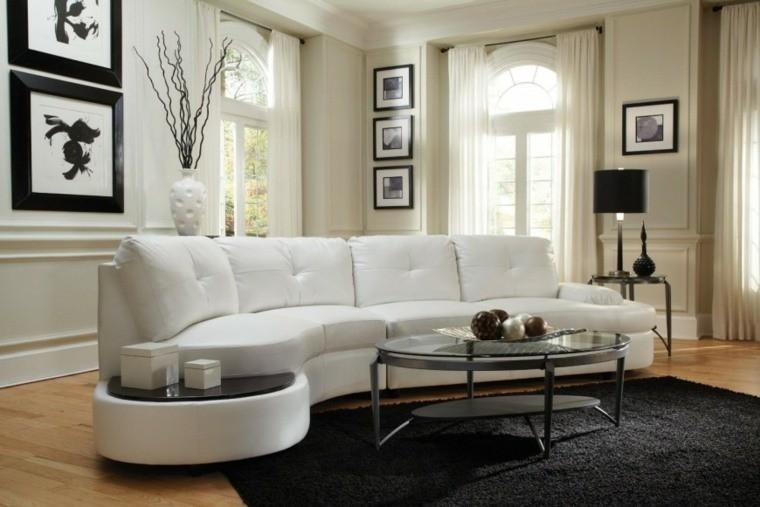 idee deco meuble de séjour contemporain