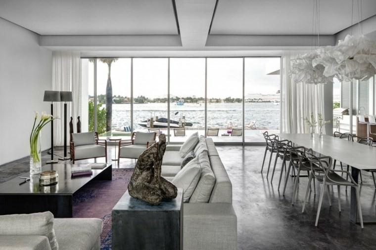 design salon séjour contemporain