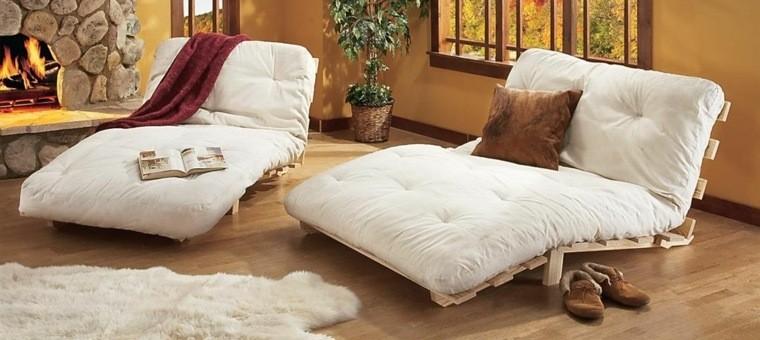salon meuble style contemporain