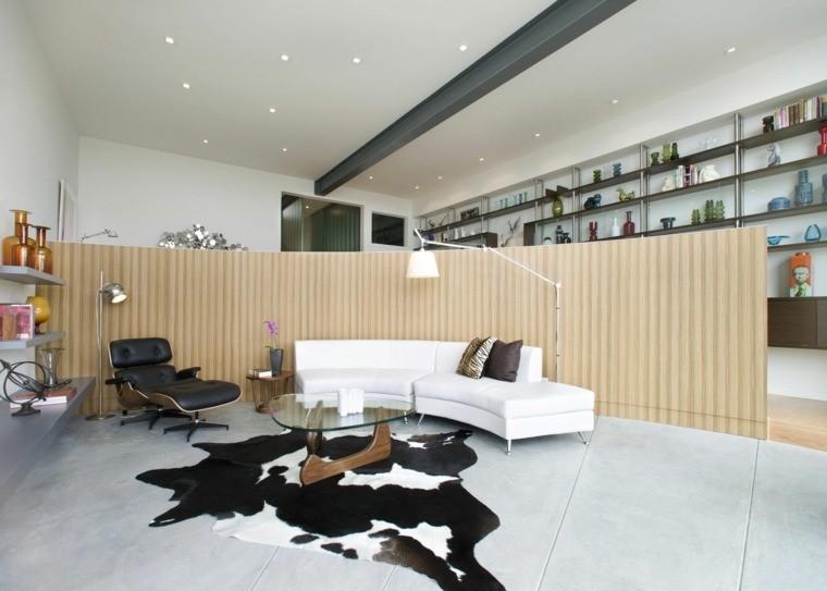 photos maisons deco salon deco contemporaine