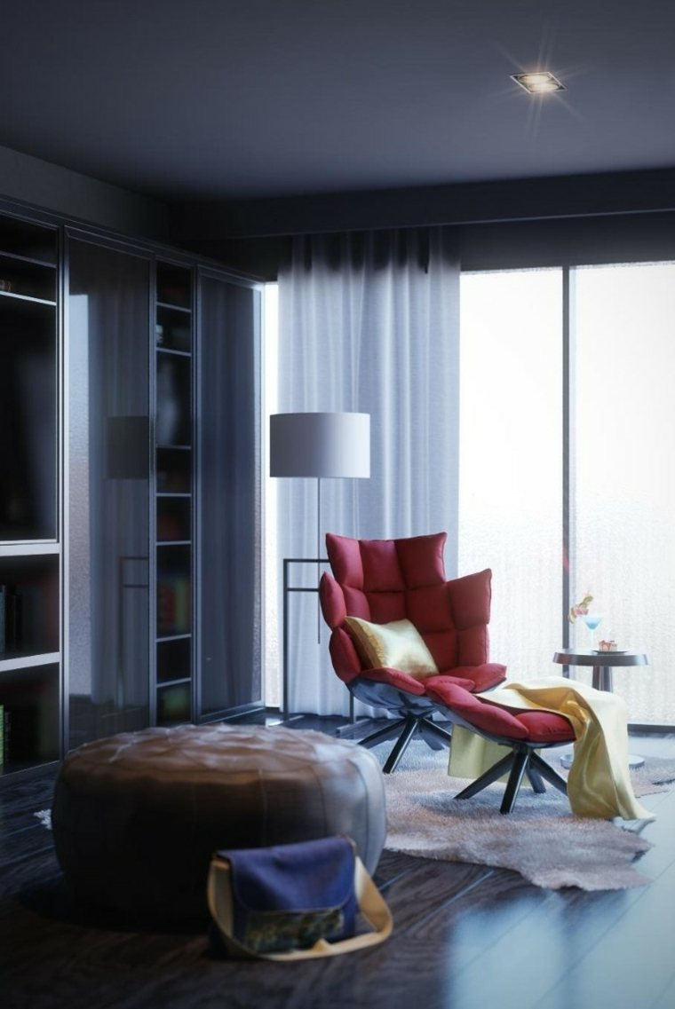 salon design meuble contemporain