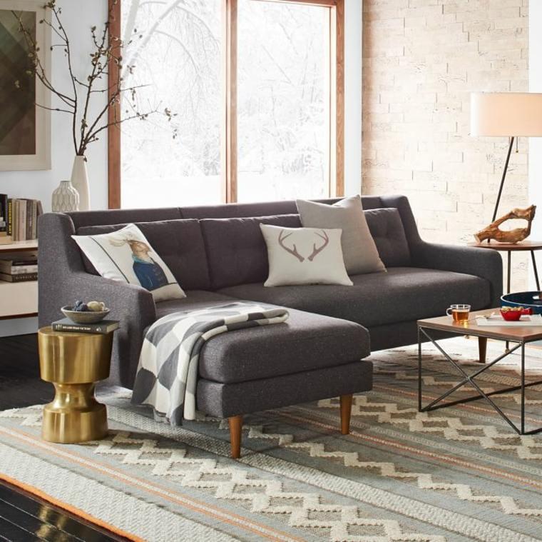 mobilier salons design contemporain