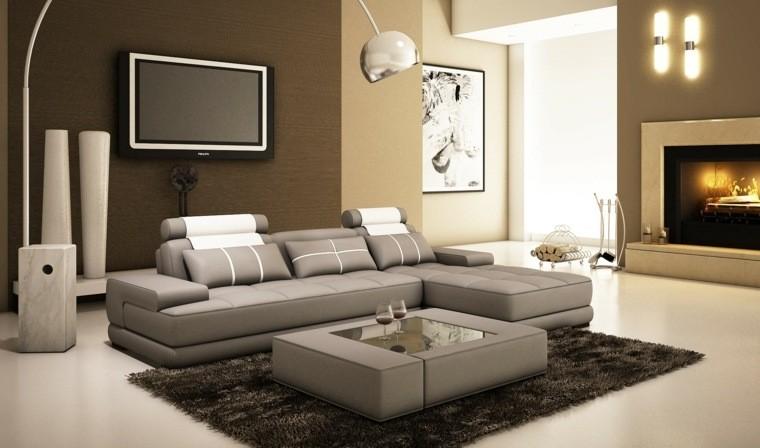 meuble d'angle salons modernes
