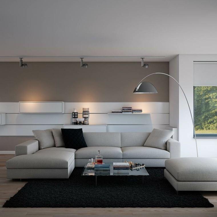 déco moderne interieurs canapes
