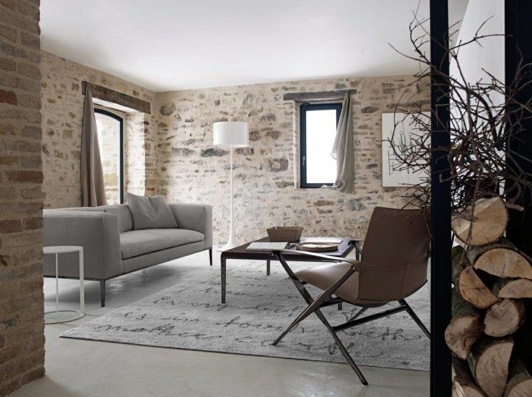 photo interieurs modernes canape moderne