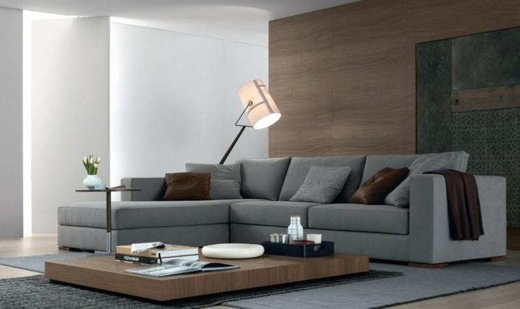 design moderne sofas gris