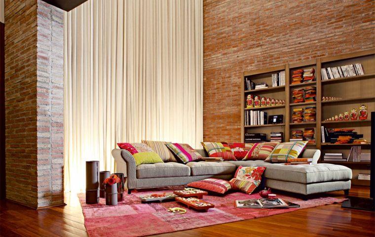 deco salon divan moderne