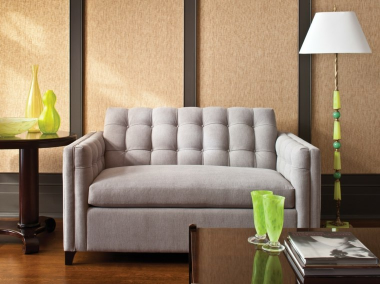 petit sofa salon design moderne