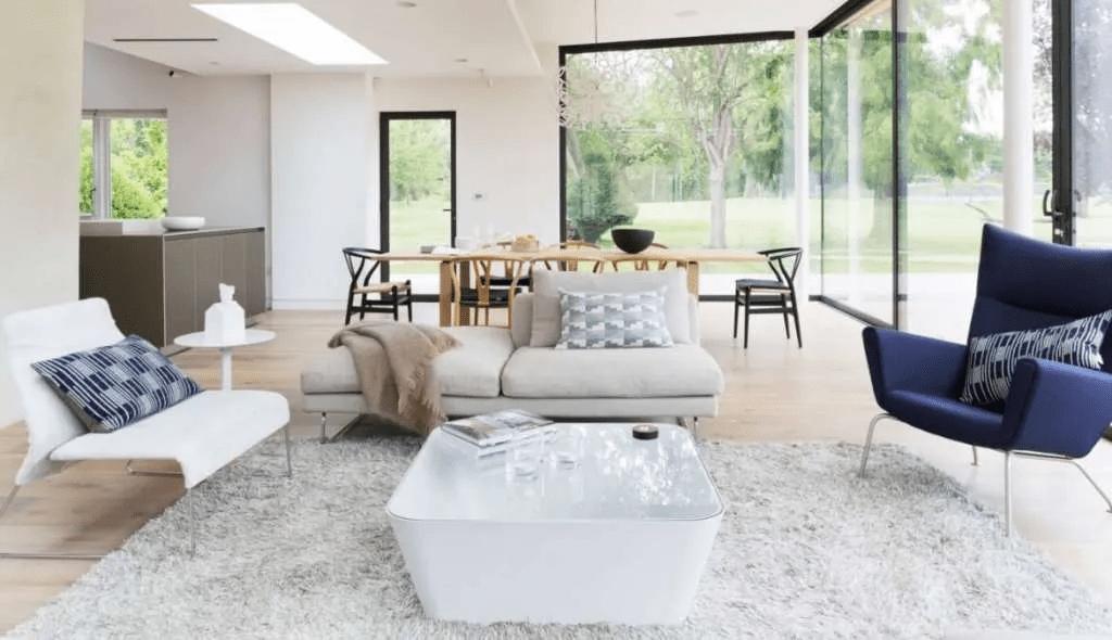 Le design scandinave pour un espace ouvert