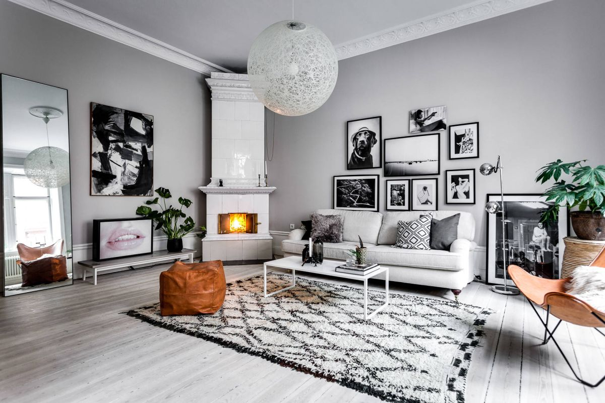 idées de salons scandinaves de style qui transformeront votre espace