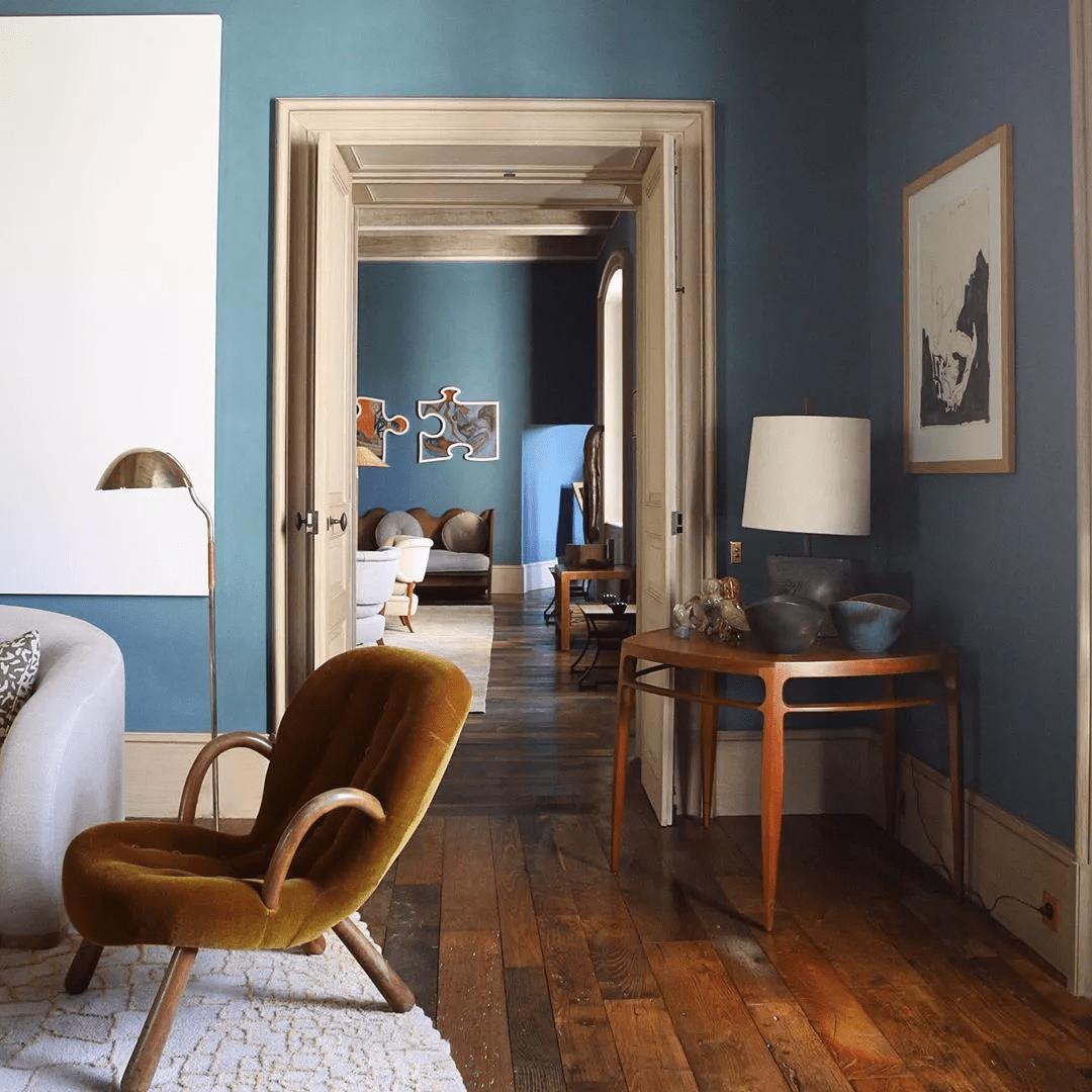 Salon français pour se détendre