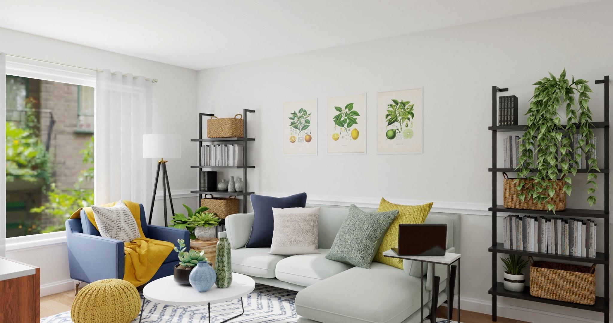 Décorer votre salon avec des plantes d'intérieur