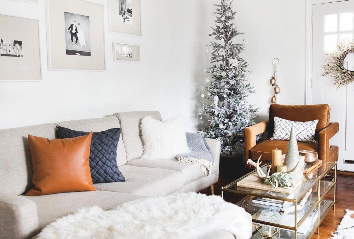 décorer un petit salon et de créer de l'espace