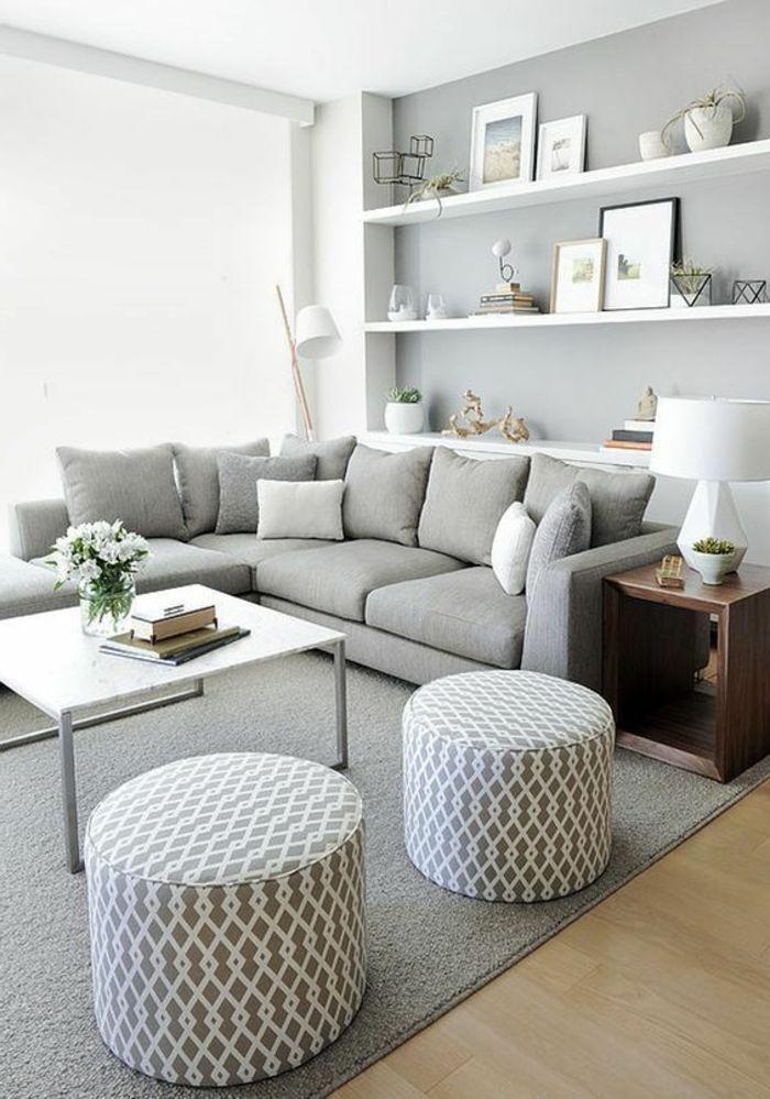 maison minimaliste chaleureuse et douillette