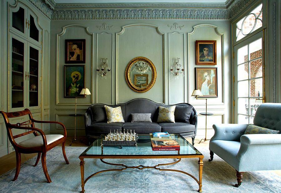 Idées de salons victoriens modernes - 13 façons de rafraîchir la décoration de votre maison